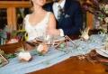Les meilleures idées de chemin de table pour mariage – inspirez-vous pour une déco romantique !