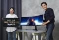 CES 2019 : Samsung voit large avec l'écran CRG9 49″ 5K