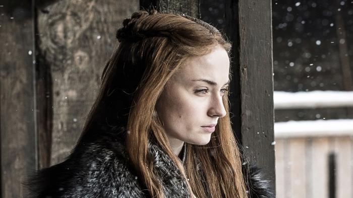 intrigue Game of Thrones saison finale, première saison 8 de Game of Thrones en avril 2019, rencontre de Sansa avec Daenerys