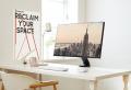 Samsung libère les bureaux avec son écran Space Monitor