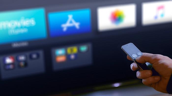 photo pour le lancement du service streaming d'apple en concurrence de netflix et amazon à partir d'avril 2019