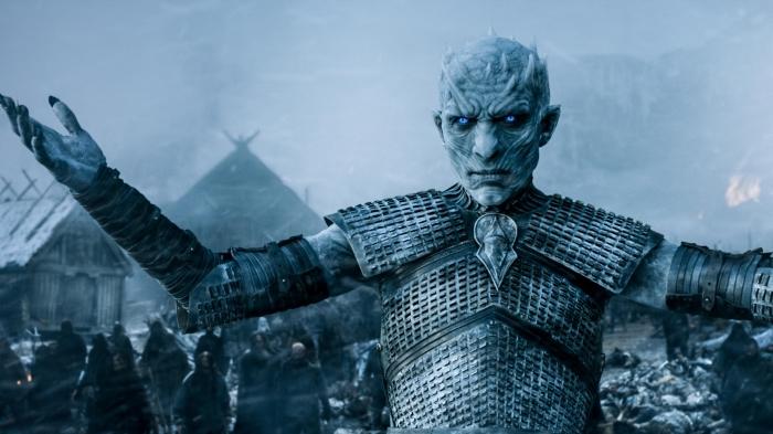 bataille avec l'armée des morts, saison 8 de Game of Thrones première en avril, teaser de la saison finale de Game of Thrones