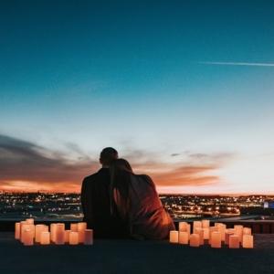 Trouver la plus belle image romantique et partager l'amour