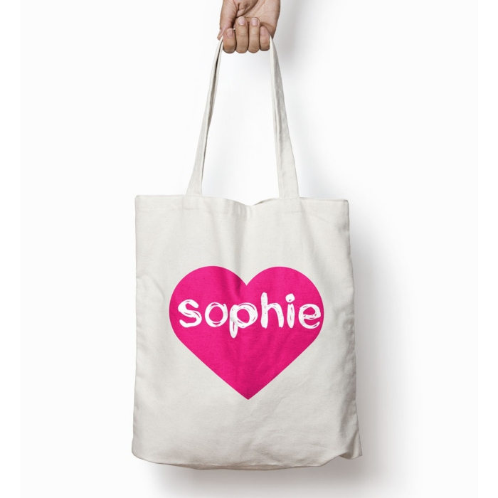 accessoire mode pour femme, idée cadeau pour fans de lecture ou d'achat, accessoire shopping femme, sac cabas personnalisé