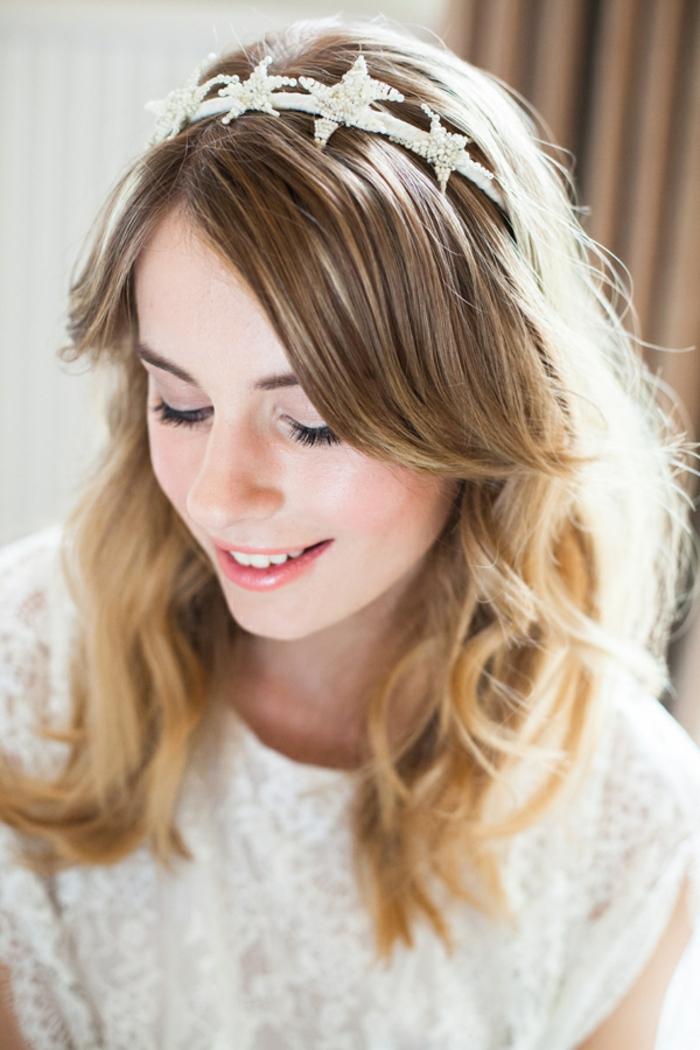 1001 id 233 es de coiffure demoiselle d honneur et romantique