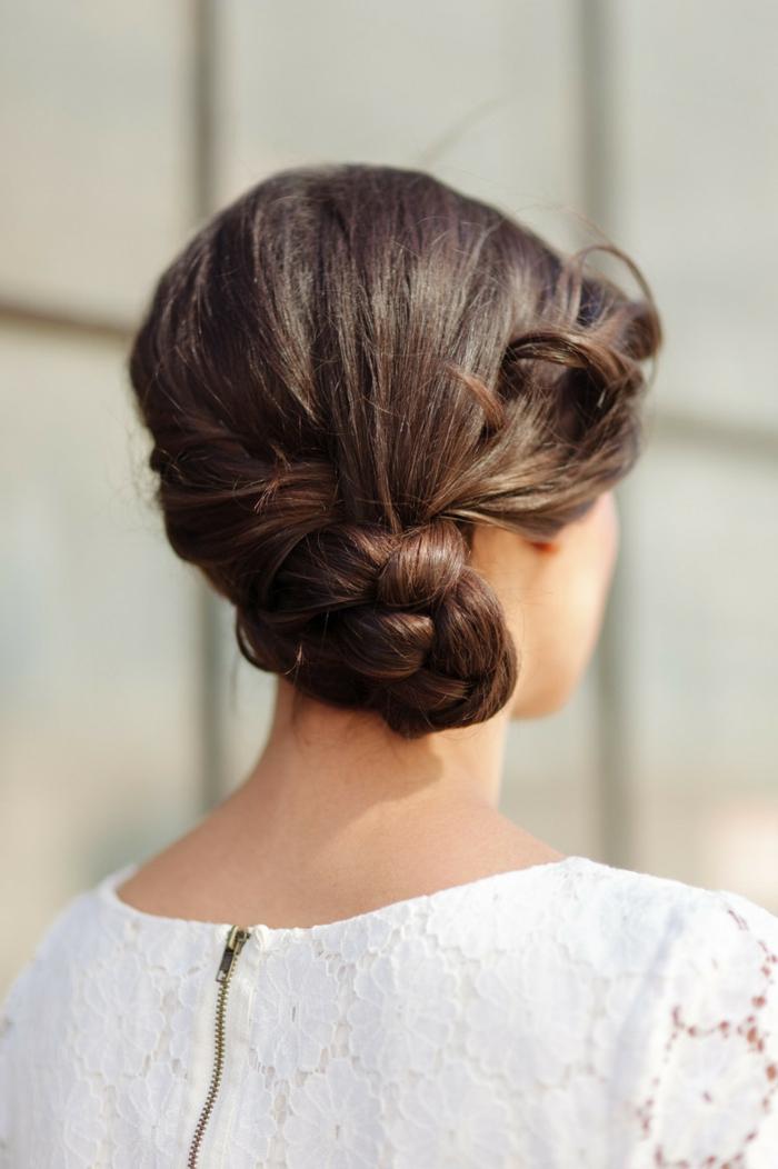 1001 + idées de coiffure demoiselle d'honneur jolie et romantique