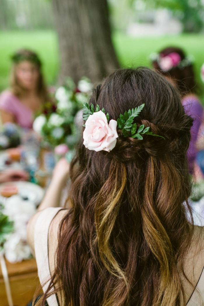 dernières conceptions diversifiées où acheter outlet ▷ 1001 + idées de coiffure demoiselle d'honneur jolie et ...