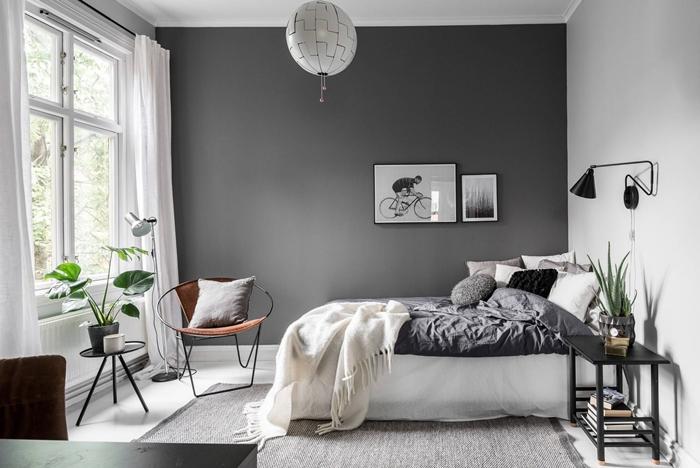 ▷ 8 + idées captivantes de peinture chambre adulte en 8 couleurs