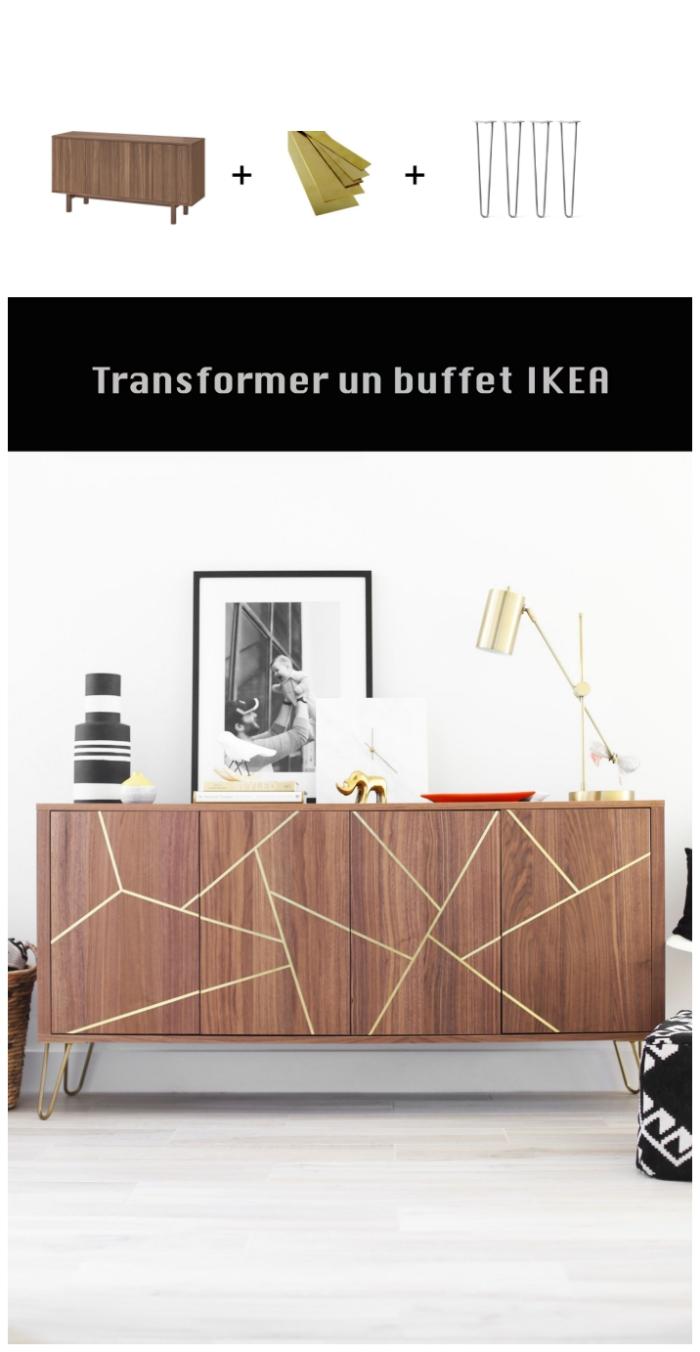 Transformer Ses Meubles Ikea ▷ 1001 + idées pour réussir un projet de détournement de