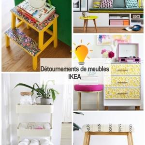 Détournement de meuble IKEA ou l'art de donner une seconde vie à ses meubles
