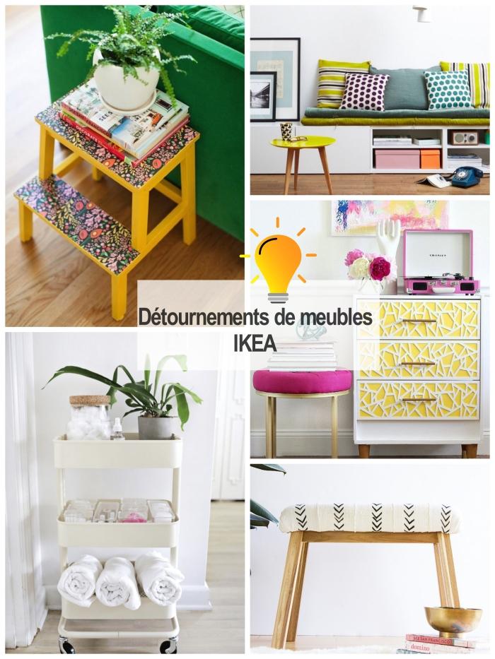 detournement meuble ikea pour relooker ses meubles ou leur donner tout un nouveau usage