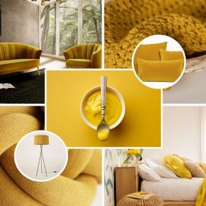 La déco jaune moutarde pour une ambiance ensoleillée pendant toute l'année