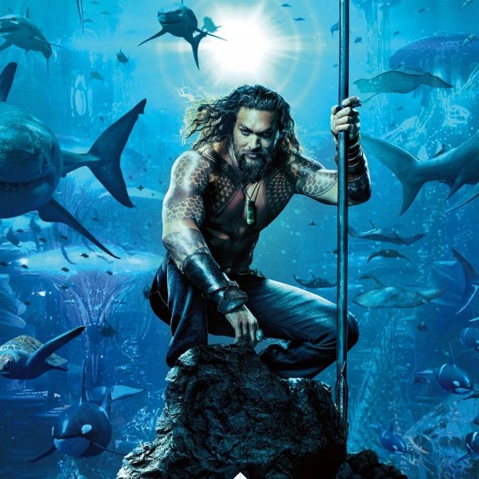 acteur Game of Thrones saison 1, Jason Momoa dans Aquaman, poster Aquaman, fond d'écran Jason Momoa Aquaman