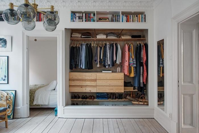1001 + rangements malins pour trouver la meilleure idée dressing ...