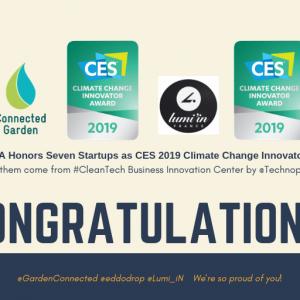 CES 2019 : 7 innovations au service du développement durable