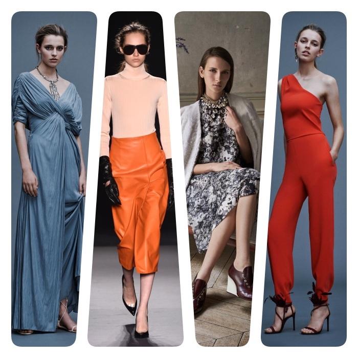 lanvin collections femme, tailleur femme et robe modernes pour femme, tenue femme classe et nouveau directeur de lanvin