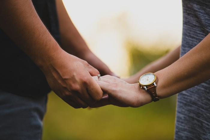 Se dire oui pour toujours, photo annonce mariage, couple romantique, image couple amoureux belles photos romantiques
