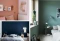 La peinture chambre adulte en deux couleurs – découvrez les bonnes combinaisons en 2021