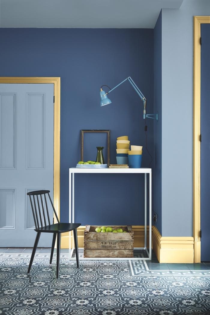 1001 Idées De Couleurs Pour Une Peinture Couloir Originale