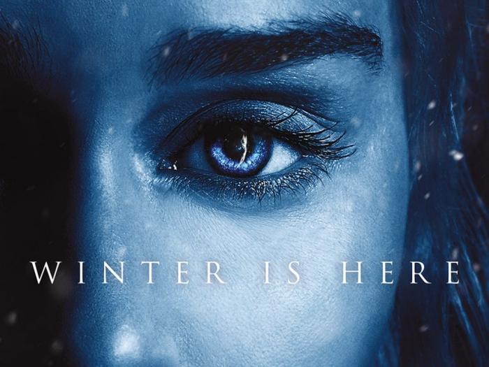 poster Daenerys Targaryen saison 8, finale de Game of Thrones en avril, première Game of Thrones 2019, affiche khaleesi