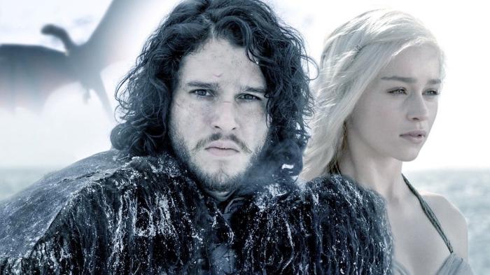 teaser de Game of Thrones, HBO trailer de la huitième saison de Game of Thrones avec Daenerys et Jon Snow