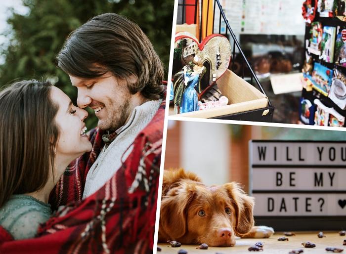 cadeau saint valentin couple, organiser une sortie pour la Saint Valentin, objets et accessoires pour fans de lecture