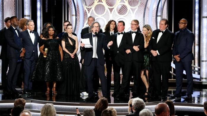 gagnants des prix de Golden Globes 2019, cérémonie de remise de prix Hollywood, prix Meilleur film musical ou comédie pour Green Book