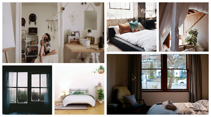 Le style de décoration de tumblr, déco chambre Tumblr, idée comment créer de l'ambiance comme sur les photos des filles dans les reseaux sociaux