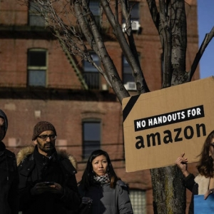 Face à la grogne, Amazon renonce à implanter son siège à New York