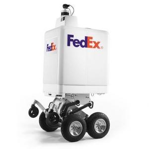 FedEx dévoile SameDay Bot, son robot livreur autonome
