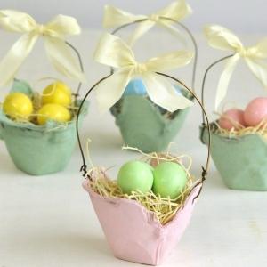 Bricolage de Pâques en maternelle - petits objets et décorations thématiques faciles à réaliser