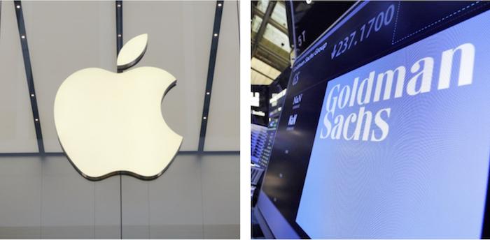 photo du partenariat Apple et Goldman Sachs pour lancer une carte de crédit avec Wallet