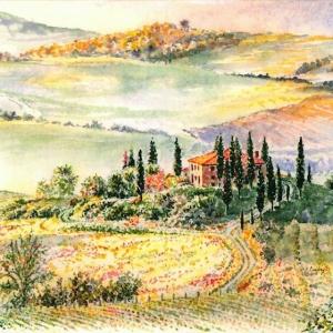 Le dessin de paysage - trouvez de l'inspiration pour dessiner