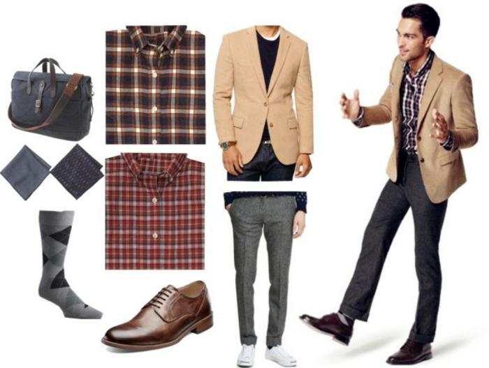 conseils tendance de mode pour homme d'affaires moderne, quelles chaussures pour un look business casual homme