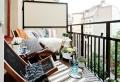 Concevoir et aménager un balcon étroit – les meilleurs conseils