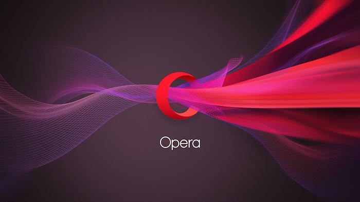 fond d'écran navigateur Opera avec mise à jour 50 pour Android avec défilement rapide PIP et bloqueur de publicité intégré