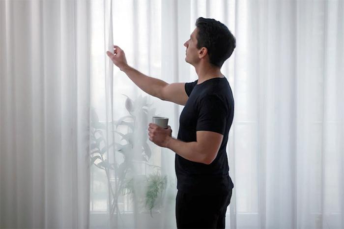 Après le programme Better Air Now Ikea annonce la commercialisation de rideaux purificateurs d'ai intérieur Gunrid
