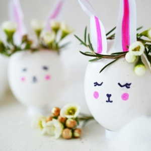 Décoration de Pâques à fabriquer - les meilleures idées à essayer cette année