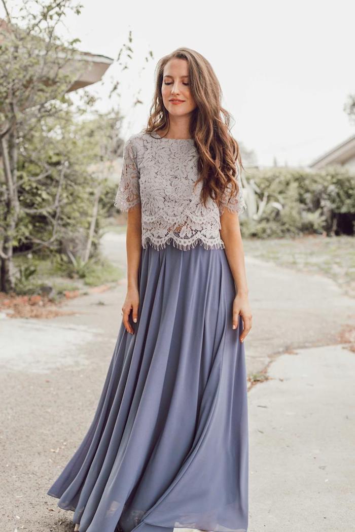 17cf444f07e ▷ 1001 + photos pour trouver la plus belle robe bohème chic en dentelle
