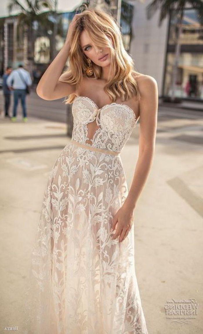 4ec82ff72e431 robe bohème chic en dentelle – les meilleures idées pour les femmes