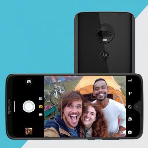 Motorola dévoile les 3 modèles de sa nouvelle gamme Moto G7