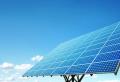 Douche d'extérieur solaire – des économies de plein air