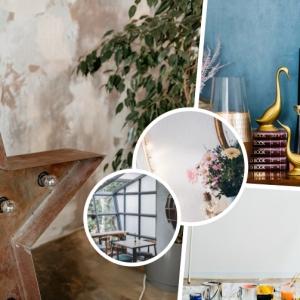 La peinture à effet - une solution parfaite pour magnifier nos intérieurs