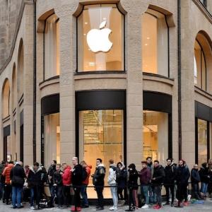 Apple remet finalement en vente ses anciens Iphone allemands