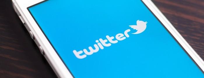 fond d'écran twitter sur iphone pour actualités technews avec fonction pour modifier les tweets annoncée par jack dorsey