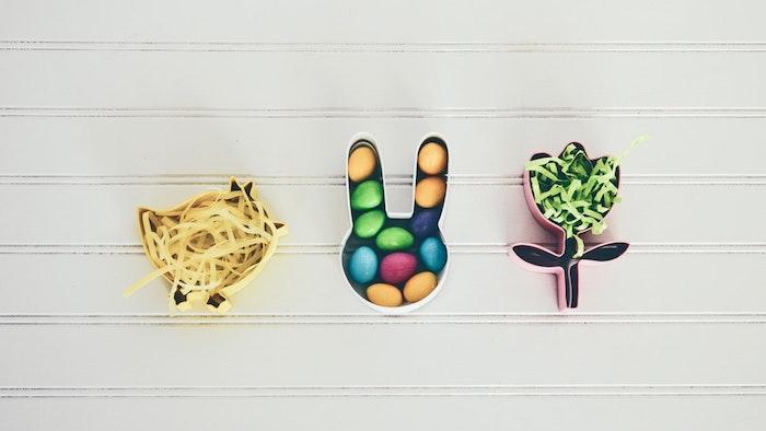Cool idée décoration Pâques, photo joyeuses paques, humour image de pâques coloré, representation visuelle