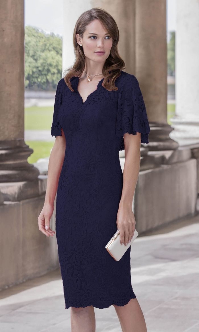 Limited Time Deals New Deals Everyday Tenue Mariage Femme Bleu Marine Off 79 Buy