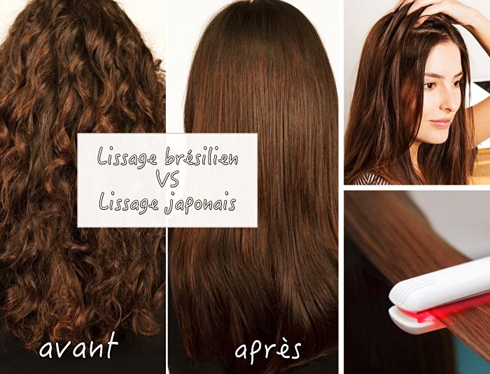 idée quelle méthode de lissage choisir selon la structure de ses cheveux, lissage japonais ou brésilien pour cheveux crépus