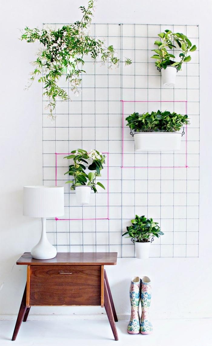 Potager Murale Pour Tres Peu Place ▷ 1001 + idées pour aménager un jardin ou potager vertical