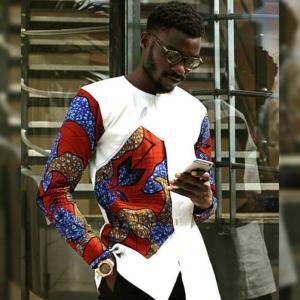 Tenue africaine pour homme - un style entre tradition et modernité
